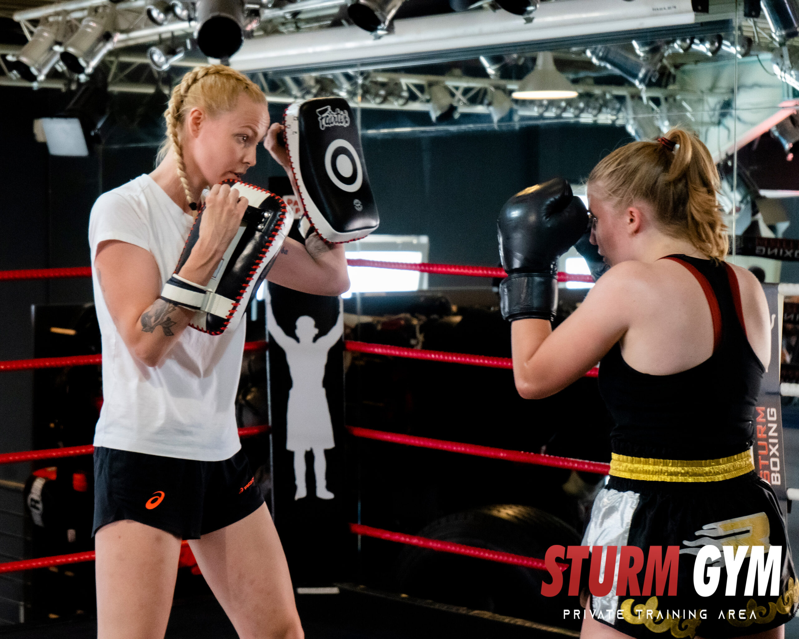 Personal Training in Köln mit Hanna Hansen